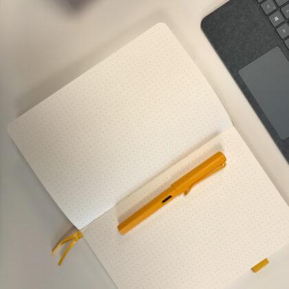 Zdjęcie okładkowe wpisu: Jak zacząć nowy notatnik? Kilka sprawdzonych sposobów