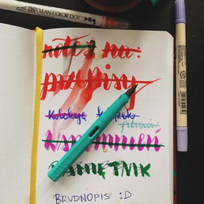 Zdjęcie okładkowe wpisu: Po co mi notes? 10 pomysłów, co zapisywać w notatniku