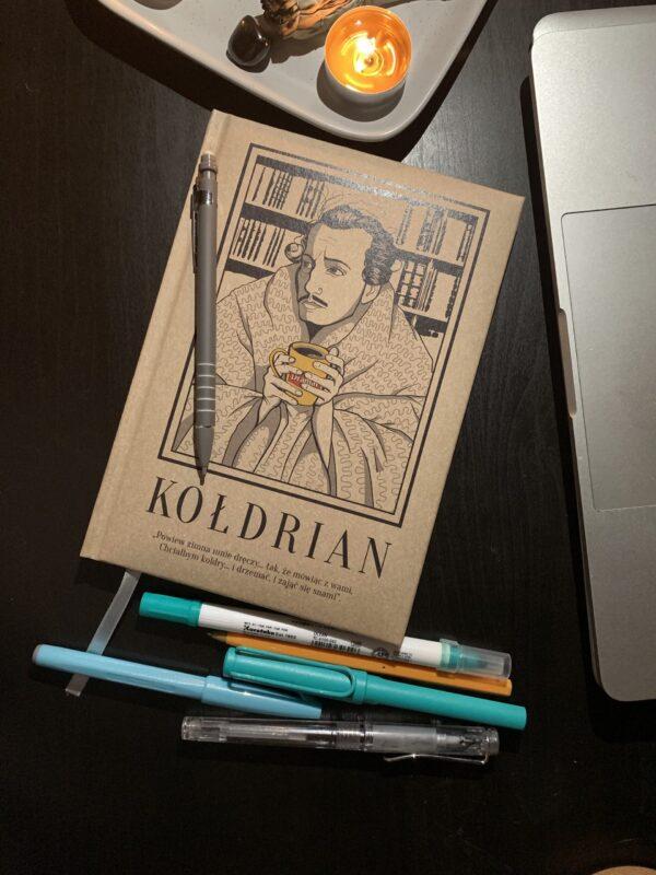 Notatnik Kołdrian