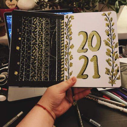 Zdjęcie okładkowe wpisu: Czego potrzebujesz, żeby zacząć swój Bullet Journal?