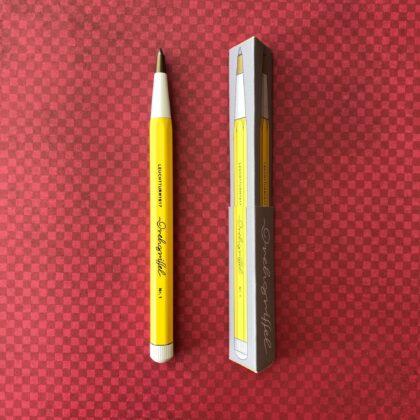 Zdjęcie okładkowe wpisu: Recenzja: Drehgriffel — długopis od Leuchtturma