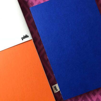 Zdjęcie okładkowe wpisu: Recenzja: Pith Supply — notatnik z otwartym grzbietem