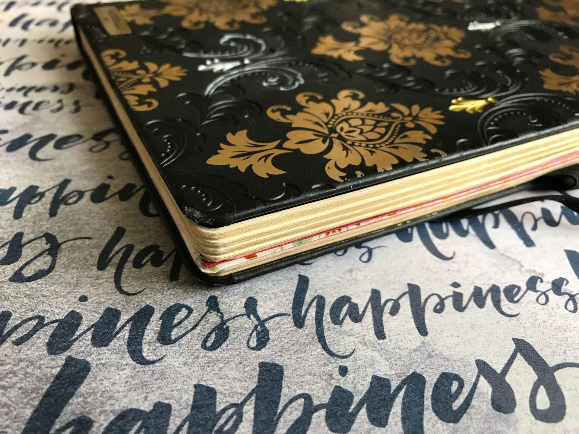 Pamiętnik w notatniku Castelli