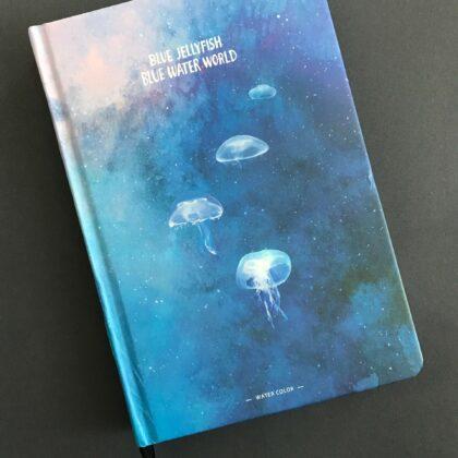 Zdjęcie okładkowe wpisu: Recenzja: Jellyfish — unikatowy notatnik z AliExpress