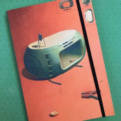 Zdjęcie okładkowe wpisu: Recenzja: Pulp — notatnik do szalonych szkiców