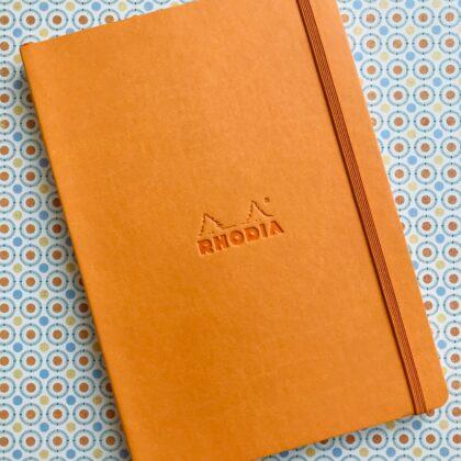Zdjęcie okładkowe wpisu: Recenzja: Rhodia — francuski notatnik codzienny
