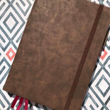 Zdjęcie okładkowe wpisu: Recenzja: Memo of Norway — notatnik do kreatywnego Bullet Journal
